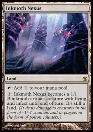 Inkmoth Nexus | Mirrodin Besieged