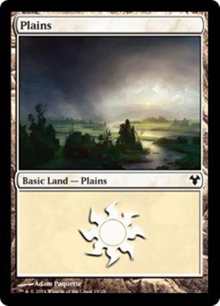 Plains | Modern Event Deck