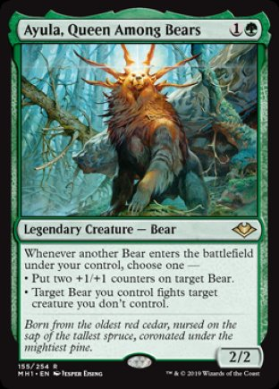 Ayula, Queen Among Bears | Modern Horizons