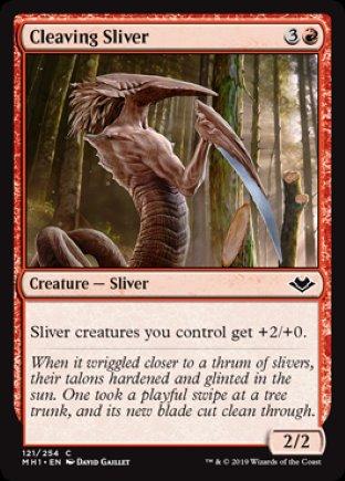 Cleaving Sliver | Modern Horizons