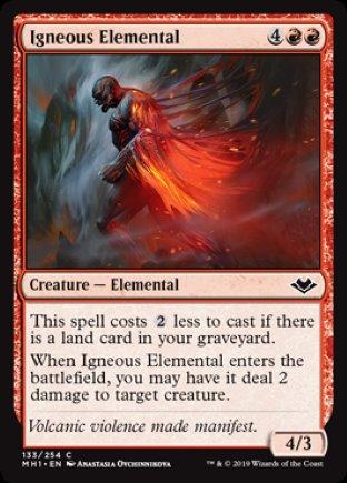 Igneous Elemental | Modern Horizons