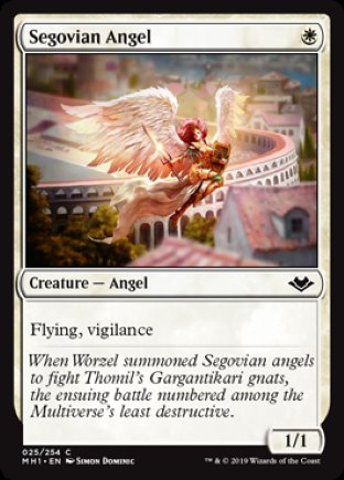 Segovian Angel   Modern Horizons