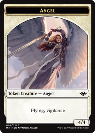 Angel token | Modern Horizons