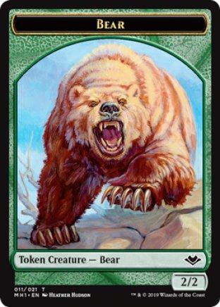 Bear token | Modern Horizons