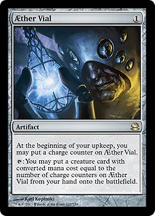 Æther Vial | Modern Masters