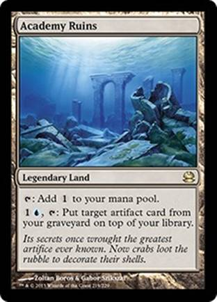 Academy Ruins | Modern Masters