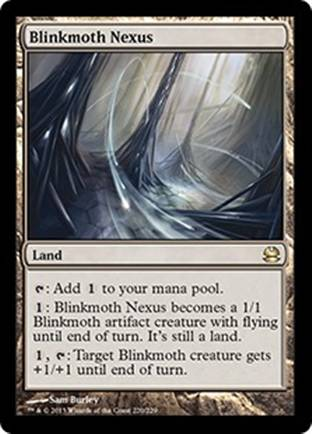 Blinkmoth Nexus | Modern Masters