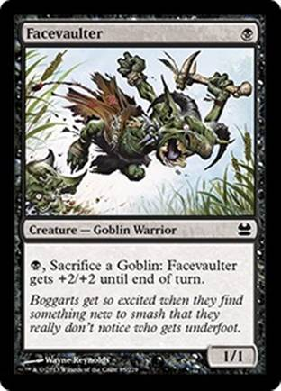 Facevaulter | Modern Masters