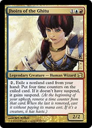 Jhoira of the Ghitu | Modern Masters