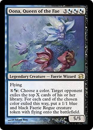 Oona, Queen of the Fae | Modern Masters