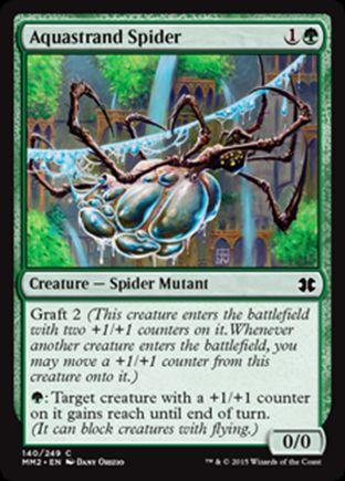 Aquastrand Spider | Modern Masters 2015