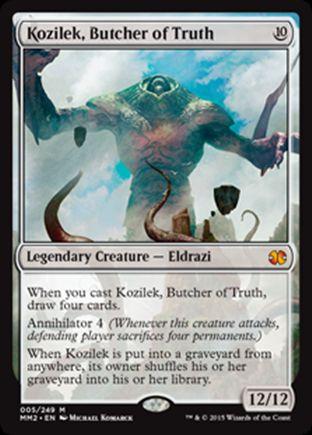Kozilek, Butcher of Truth | Modern Masters 2015