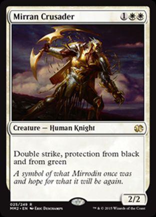 Mirran Crusader | Modern Masters 2015