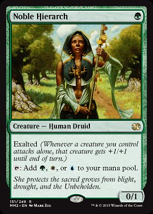 Noble Hierarch | Modern Masters 2015