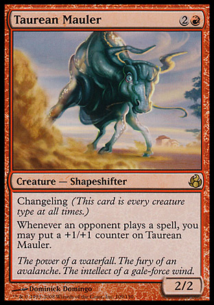 Taurean Mauler | Morningtide