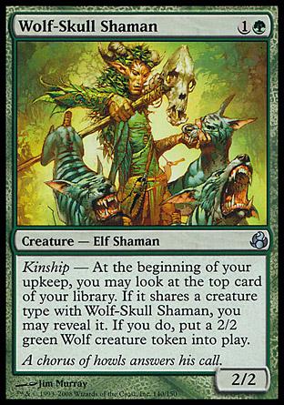 Wolf-Skull Shaman | Morningtide