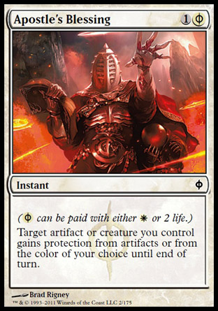 Apostle's Blessing | New Phyrexia