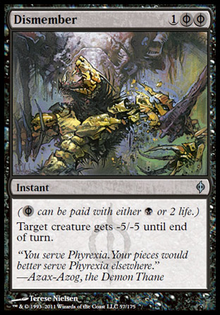Dismember | New Phyrexia