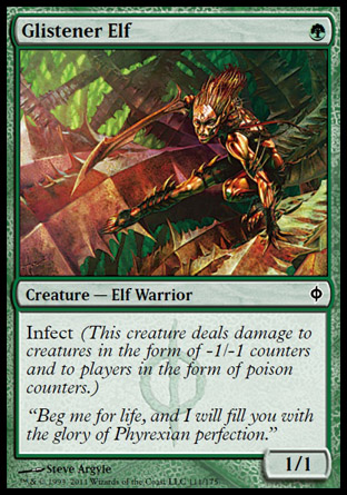 Glistener Elf | New Phyrexia