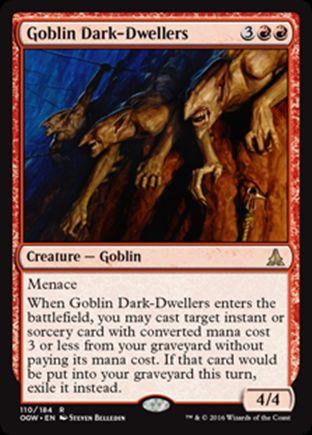 Goblin Dark-Dwellers | Oath of the Gatewatch