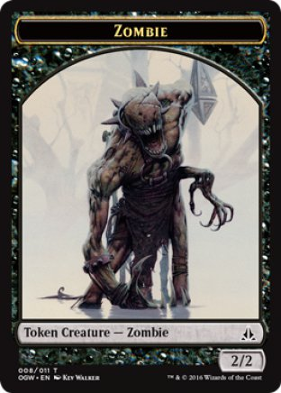 Zombie token | Oath of the Gatewatch