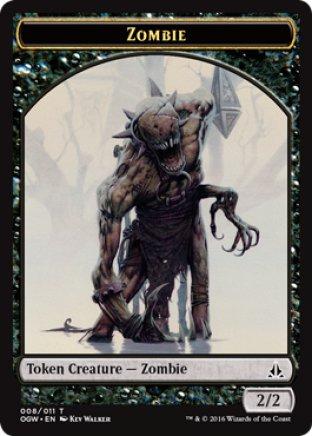 Zombie token | Oath of the Gatewatch