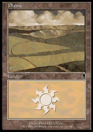 Plains | Odyssey