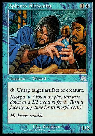 Aphetto Alchemist   Onslaught