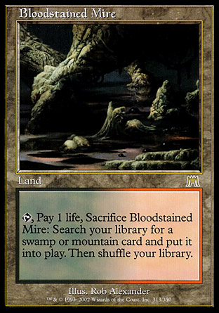Bloodstained Mire | Onslaught