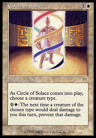 Circle of Solace   Onslaught