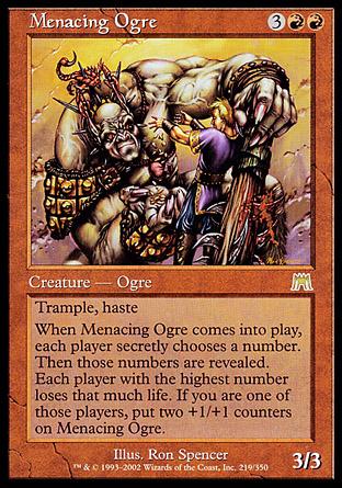 Menacing Ogre | Onslaught