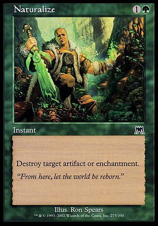 Naturalize | Onslaught