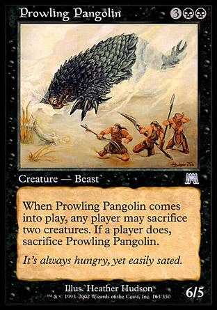 Prowling Pangolin   Onslaught