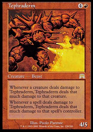 Tephraderm | Onslaught