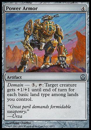 Power Armor | Phyrexia vs Coalition