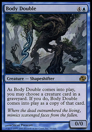 Body Double | Planar Chaos
