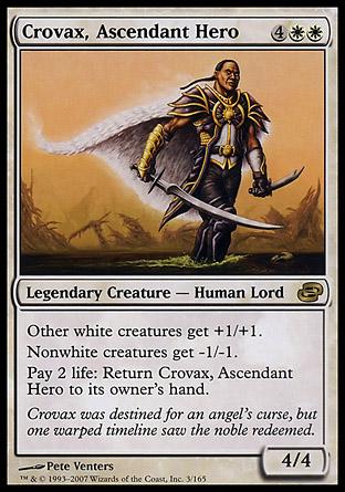 Crovax, Ascendant Hero | Planar Chaos
