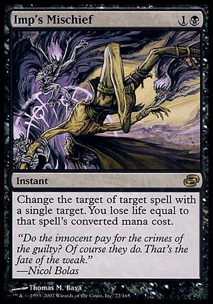 Imp's Mischief | Planar Chaos