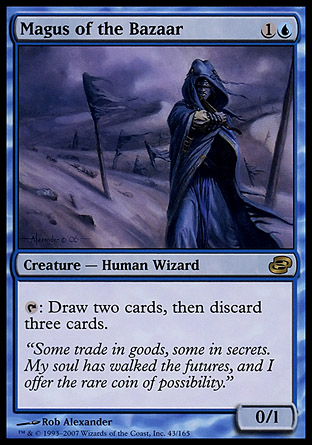 Magus of the Bazaar | Planar Chaos