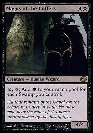 Magus of the Coffers | Planar Chaos