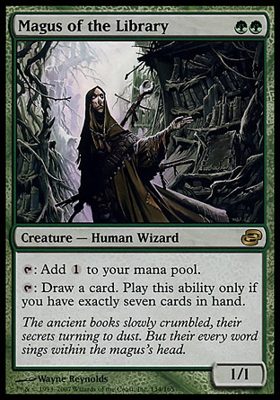 Magus of the Library | Planar Chaos