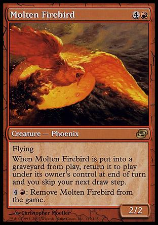Molten Firebird | Planar Chaos