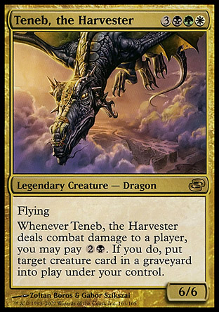 Teneb, the Harvester | Planar Chaos