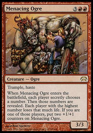 Menacing Ogre | Planechase
