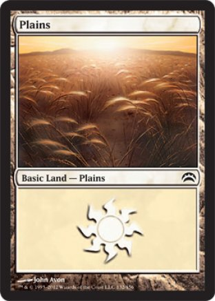 Plains | Planechase 2012