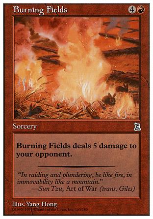Burning Fields | Portal III