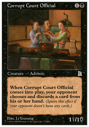 Corrupt Court Official   Portal III