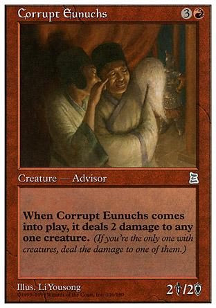 Corrupt Eunuchs | Portal III