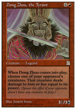Dong Zhou, the Tyrant | Portal III