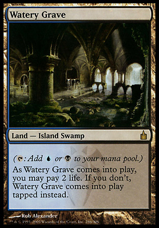 Watery Grave | Ravnica